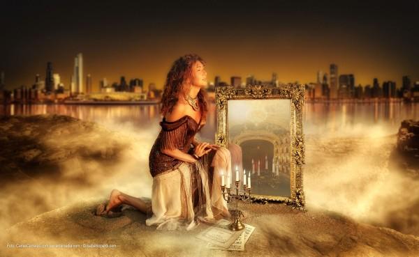 """Foto promocional per a Isabel Ricciardi di Gaudesi, soprano"""