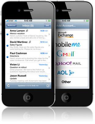 """""""Configuració de l'email a l'iPhone (IOS8)"""""""
