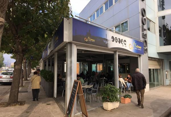 """""""Nova imatge de marca del Restaurant L'Entrama de Girona"""""""